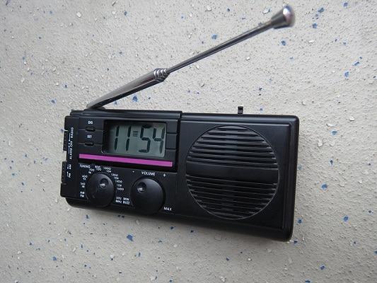 radio intérieure