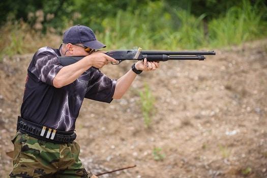 fusil de tir homme