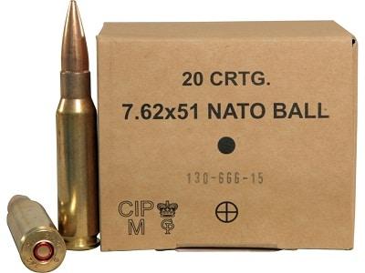 7,62 x 51 mm OTAN