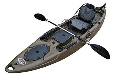 "Brooklyn Kayak UH-RA 220 11 ""6"""