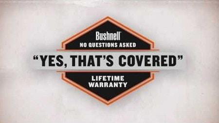Garantie Bushnell