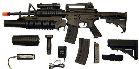 grenade m4 airsoft