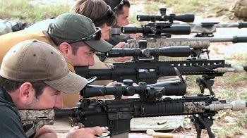 série de fusils de précision
