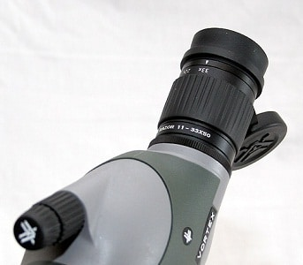 lunette de visée à grossissement variable