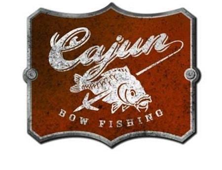 Logo Cajun Bowfishing