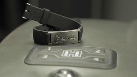 Bracelet RFID Hornady Rapid Safe 2700KP