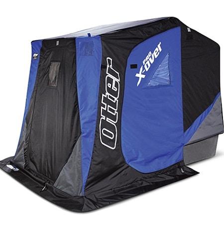 Maison de pêche sur glace OTTER Outdoors Pro Lodge X-Over