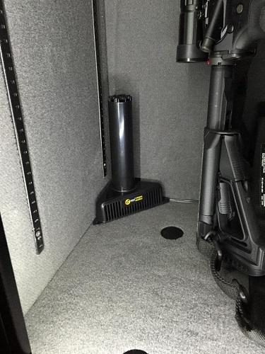 PEET Dryer dans un coin sûr pour les armes à feu