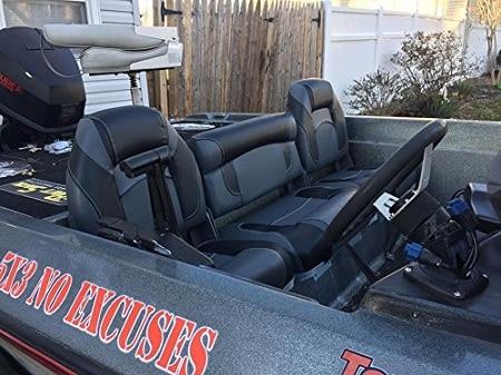 sièges de bateau de conception spéciale